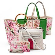 Dana Buchman Mother's Day Floral Print Handbag Collection