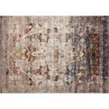 Loloi Anastasia Distressed Large Medallion Rug Collection