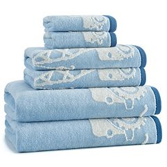 Kassatex Kids Construction Bath Towel Collection