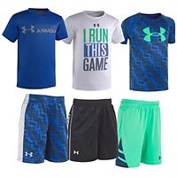 Boys 4-7 Under Armour Active Mix & Match Outfits