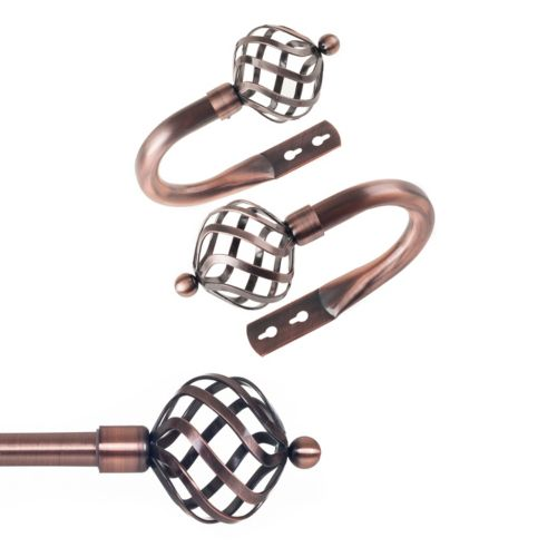 Twisted Sphere Window Hardware Collection