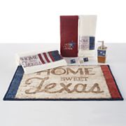 Home Sweet Texas Bath Accessories Collection