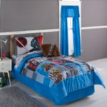 Scribble Ink Drop Comforter Collection