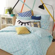 Scribble Zig Zag Duvet Cover Collection