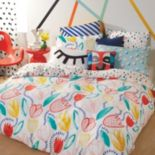 Scribble Tulip Duvet Cover Collection