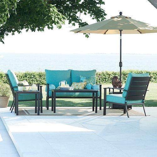 Acadia Outdoor Patio Furniture Collection