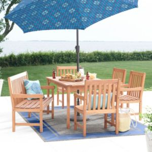 Amazonia Milano Outdoor Patio Furniture Collection