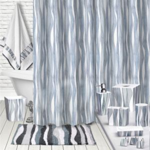 Popular Bath Tidelines Shower Curtain Collection
