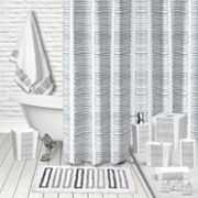 Popular Bath Soft Repose Shower Curtain Collection