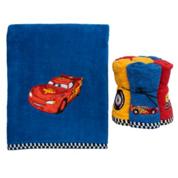 Disney/Jumping Beans Cars Bath Towel Collection by Jumping Beans®