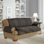 Serta Ultra Suede Waterproof Slipcover Collection