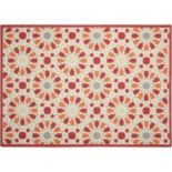 Waverly Sun N' Shade Starry Eyed Geometric Indoor Outdoor Rug Collection