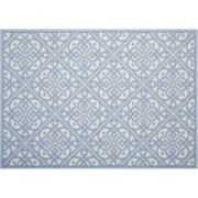 Waverly Sun N' Shade Lace It Up Lattice Indoor Outdoor Rug Collection