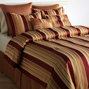 Oasis 8-pc. Striped Comforter Set