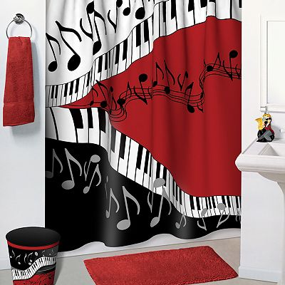 Music Bath Accessories