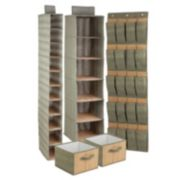 Honey-Can-Do Bamboo Storage Organizer Collection