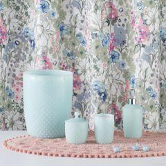blue bath accessories - bathroom, bed & bath | kohl's