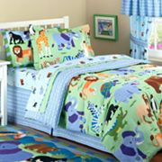 Olive Kids Wild Animal Bedding Coordinates