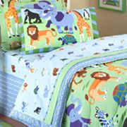Olive Kids Wild Animal Sheet Set