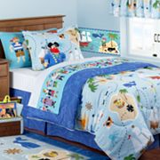 Olive Kids Pirate Bedding Coordinates