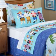 Olive Kids Pirate Sheet Set