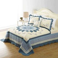 Peking Suzannah Bedspread Collection