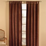 Microsuede Window Treatments