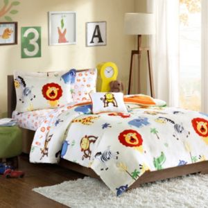 Jungle Josh Comforter Collection