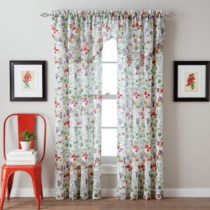 Botanical Garden Window Treatment Collection