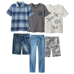 Boys 4-7 SONOMA Goods for Life™ Mix & Match Outfits