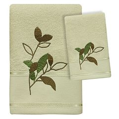 Bacova Sheffield Bath Towel Collection