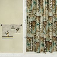 Bacova Birch Shower Curtain Collection
