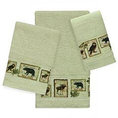 Bacova Lodge Bath Towel Collection