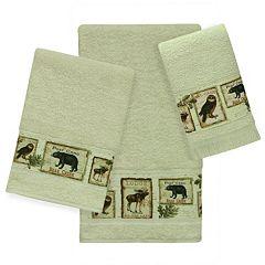 Bacova Lodge Bath Towel Collection