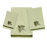 Bacova Pinecone Bath Towel Collection