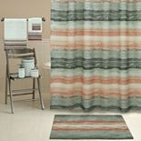 Bacova Portico Shower Curtain Collection