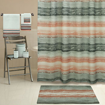 Bacova Portico Shower Curtain Collection | null