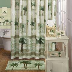 Bacova Citrus Shower Curtain Collection