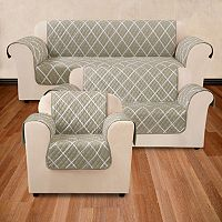 Sure Fit Flair Furniture Slipcover Collection