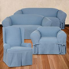 Sure Fit Denim Slipcover Collection
