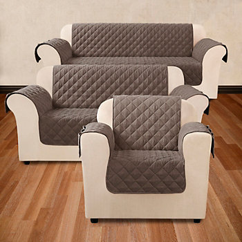 Sure Fit Breathable Mesh Furniture Slipcover Collection