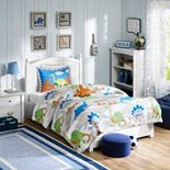 Mi Zone Sharp Tooth Coverlet Collection