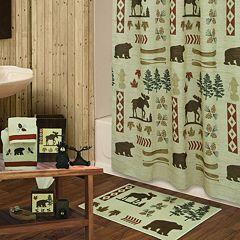 Bacova North Ridge Shower Curtain Collection