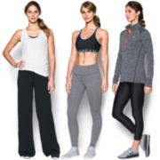 Women's Under Armour Workout Collection
