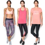 Women's Under Armour Mix & Match Separates