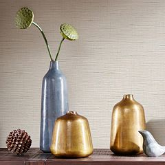 INK+IVY Bracken Moddish Vase Collection