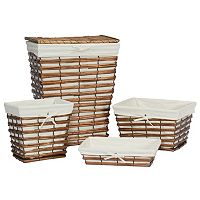Creative Ware Home Southwinds Bin Collection
