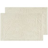 Safavieh Vine Scroll Bath Rug Collection