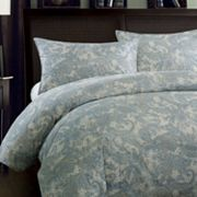 Chelsea Paisley Sateen Duvet Cover Set