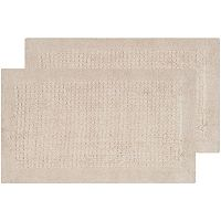 Safavieh Plush Framed I Bath Rug Collection